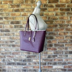 Michael Kors Karson Large Carryall Pebbled Leather